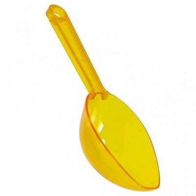 1 Pc Candy Buffet Sweet Treat Loot Spoons Party Supplies Favor Plastic Scoops - You Pick Color