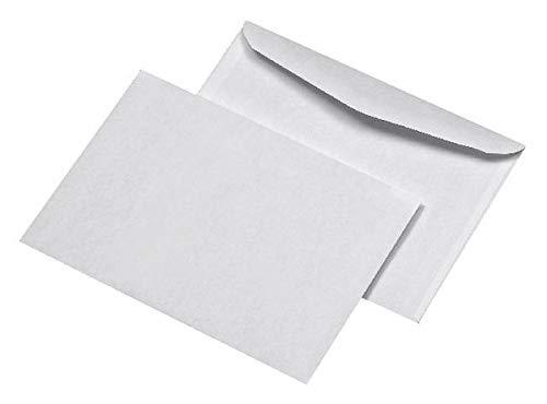 Mailmedia 100Briefumschläge Kuvert B6176x 125mm