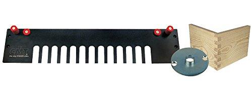 cmt300-t080Box Gemeinsame Vorlage für cmt300–Dovetail Größe 5/16