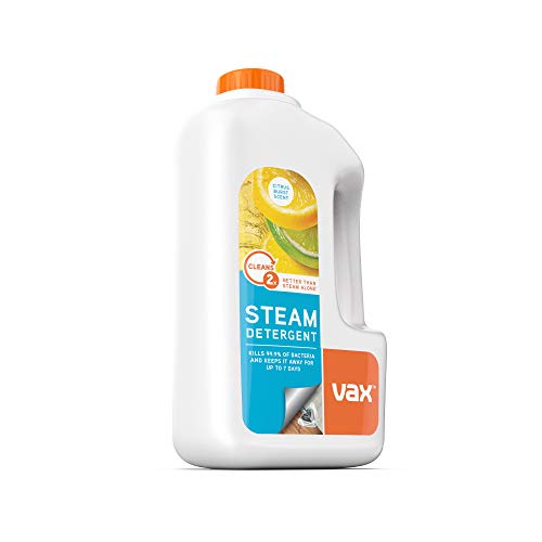 Vax Steam Detergent Citrus Burst 1L