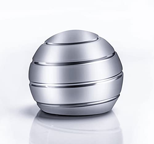 Mountain Giant Kinetic Desk Toy with Full Body Visual Illusion Ball Decompression Ball Fidget Stress...