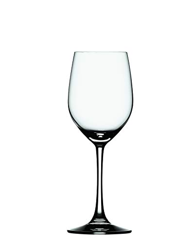 Spiegelau 4510272 Vino Grande White Wine Glasses, Set of 4, Clear