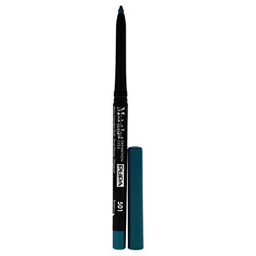 Pupa Milano Made To Last Definition Eyes Crayon pour Yeux 501 Magnetic Green pour Femme 0,012 oz 0.35 ml