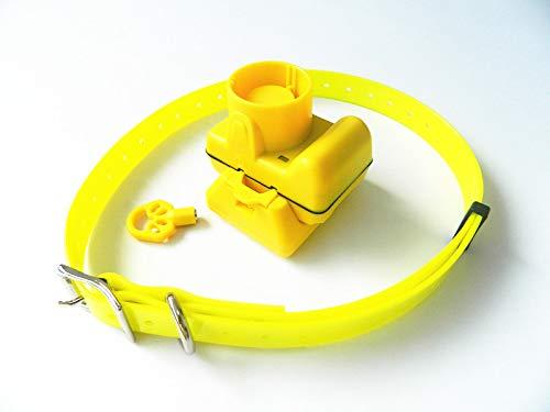 Petdiary Collare per Cani da Caccia Collar-Dog Collare Incorporato Beeper Sound Dog Beeper Sport Training Collare da Caccia