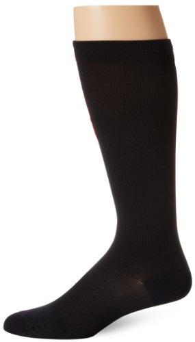 2XU Herren Kompressionssocke Mens Compression Socks for Recovery, blk/blk, XS, MA1955e