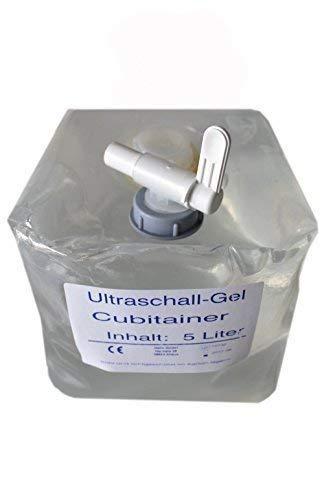 Ultraschallgel 5L mit Auslaufhahn