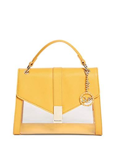 GUESS Factory Women's Candy Top Handle Envelope Handbag