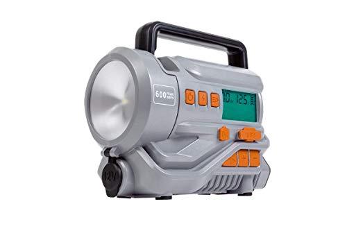 Compresor y estaci/ón de energ/ía Batavia 7063516 color gris y naranja