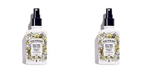 Poo-Pourri Before-You-go Toilet Spray, 4, Original Citrus Scent