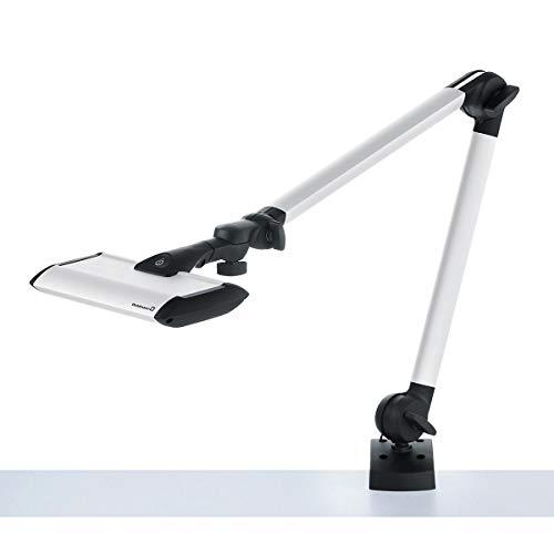 Waldmann Universal-LED-Gestängeleuchte - Anschlussspannung 100 – 240 V, weiß - Universalleuchten Gelenkleuchten Arbeitsplatzleuchten Universalleuchten Gelenkleuchten Arbeitsplatzleuchten Universalleuchten Gelenkleuchten Arbeitsplatzleuchten