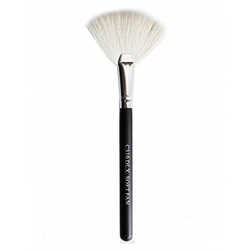 Couronne Brosse Pinceaux Maquillage Professionnel Ventilateur souple C310