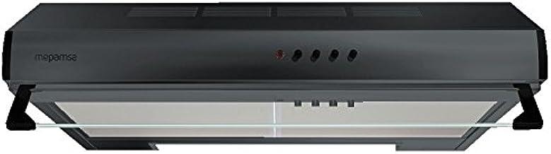 Mepamsa Modena 60 Campana Aspirante Convencional, 40 W, 71 Decibelios, 3 Velocidades, Negro: Amazon.es: Grandes electrodomésticos