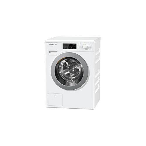 Miele WCE320 Autonome Charge avant 8kg 1400tr/min A+++ Blanc machine à laver - Machines à laver (Autonome, Charge avant, Blanc, Rotatif, Droite, Argent)