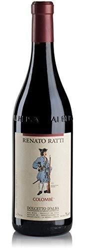 """Langhe Dolcetto DOC """"Colombè"""" Renato Ratti 0,75 lt."""
