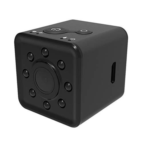 Mini cámara Olddreaming, 1080P HD, pequeña cámara de vigilancia de larga duración, para interior y exterior