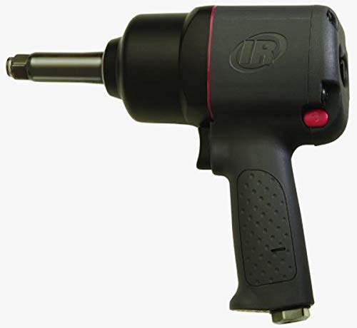 """Ingersoll-Rand 2130 1/2-Inch Heavy-Duty Air Impact Wrench, 2130-2 - 2"""" Extended Anvil"""