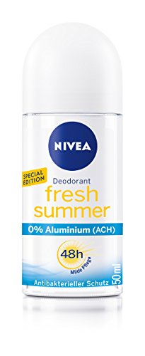 Nivea Deo Roll-on Fresh Summer, 6er Pack (6 x 50 ml)