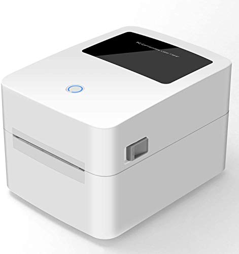 Thermal Label Printer 4x6, Label Printer for Small Business, Compatible with Windows Systems, Print Width 2-4 1/4'', Work with Amazon, Paypal, Shopify, Shippo, USPS, UPS, eBay, Poshmark etc