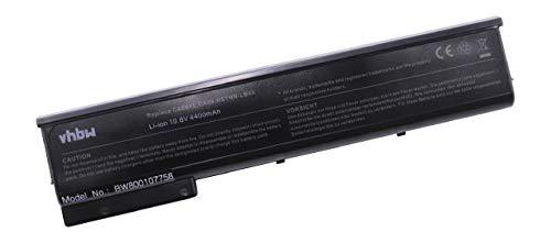 vhbw Batterie Li-ION 4400mAh (10.8V) pour Ordinateur Portable, Notebook HP ProBook 650 G1, ProBook 655 comme CA06XL, HSTNN-IB4W, HSTNN-LB4X.
