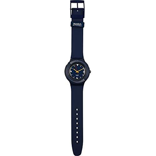 Swatch Scuba 200 Access Blue Movie SHN103C