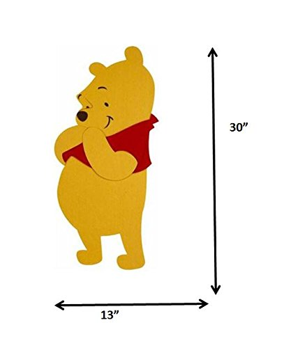 Disney Winnie l'ourson Décoration murale à suspendre