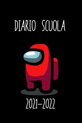 Diario Scuola 2021-2022: Agenda Scolastica Giornaliera 12 Mesi Elementari Medie Superiori | Per Ragazzo e ragazze | Calendario | Gamer (Copertina flessibile)