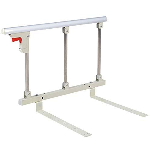 CHENHZ-Roller Blind Barrera De Cama Adulto,portátil Barrera Seguridad Agarre para Cama Plegable Barandilla Extensible Antideslizante Protección contra Caídas