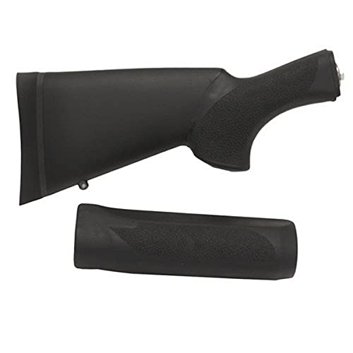 """Hogue Rubber Overmolded Stock with Forend for Remington 870, 12"""" L.O.P."""
