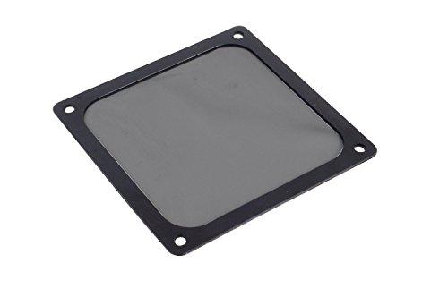 BitcoinMerch.com - 120MM Magnetic Fine Fan Filter (fits Antminer S3, S5, S5+, S7, S9, T9, T9+, L3+, L3++, A3, E3, X3, B3, V9, D3) (Black)