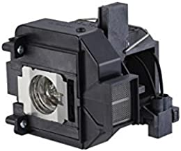 Powerlite Home Cinema 5020 Epson Projector Lamp Replacement. Projector Lamp Assembly with Genuine Original Osram P-VIP Bul...