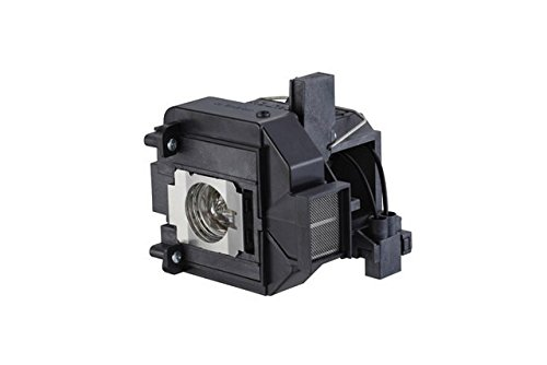 Powerlite Pro Cinema 6020UB Epson Projector Lamp Replacement. Projector Lamp Assembly with Genuine Original Osram P-VIP Bulb inside.