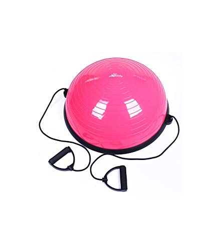 Wonduu Semi Esfera de Equilibrio Air Step 58 Cm | Rosa