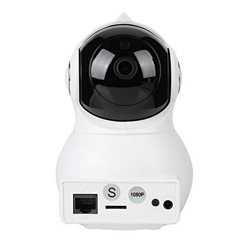 FOLOSAFENAR Cámara Web con WiFi de visión Nocturna con detección de Movimiento Multifuncional,(100-240V Australian regulations)