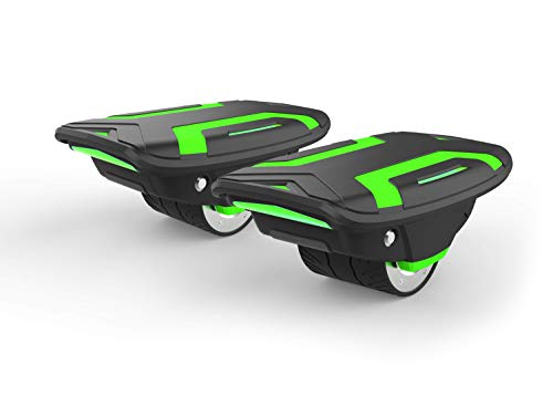 VOYAGER Space Shoes Hover Skates with Dual 320W Motors and 6.2 MPH Max Speed for Kids and Adults...