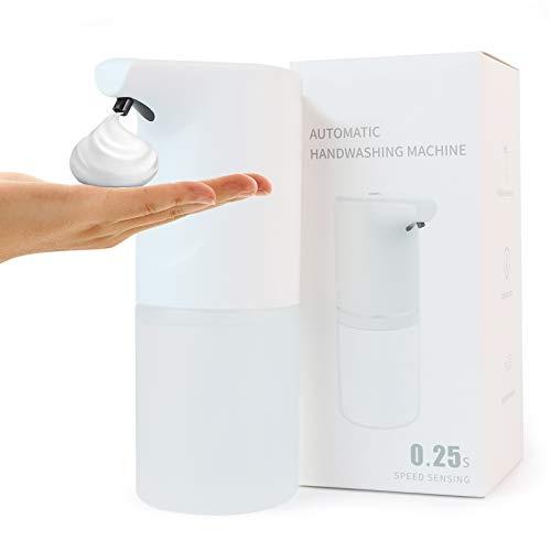 FENRIR Seifenspender Automatisch Schaumseifenspender 350ml, Automatischer Infrarot Sensor Seifenspender, Badezimmer, Küchen, Hotel, Restaurant/öffentlicher Ort