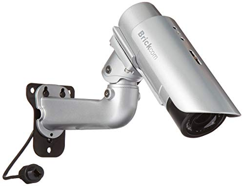 Great Deal! Brickcom OB-132NP-KIT Extreme Lowlight 1.3MP Bullet Network Camera (Silver)