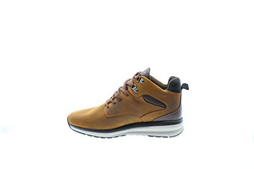 Allrounder by Mephisto Eldorado-TEX Bottines/Boots Hommes Marron - 45 - Boots