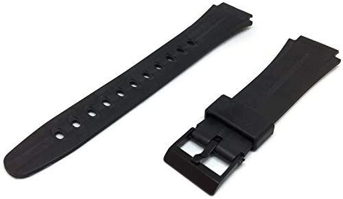 Cinturino per orologio realizzato da W & CP per Casio, cinturino dell'orologio 17mm per Casio 573EJ1, W-E11