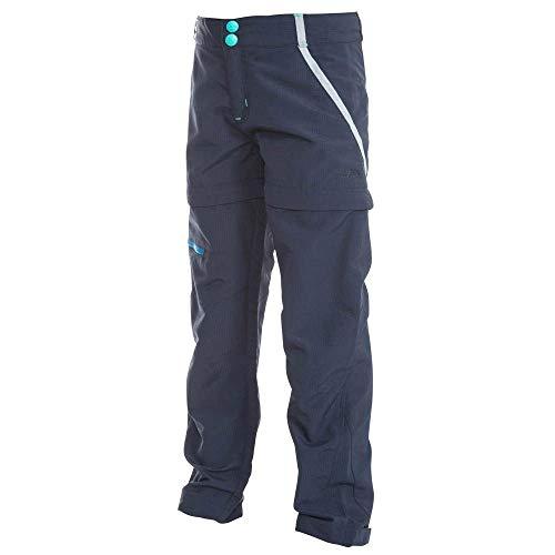 Trespass Defender Pantalones con protección UV, Azul Marino, 5/6 Infantil