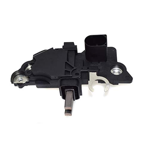 RJJX Regulador de Voltaje del alternador Fit para Audi Fit para VW Chrysler Fit for Ford Fit para Mercedes-Benz Fit...