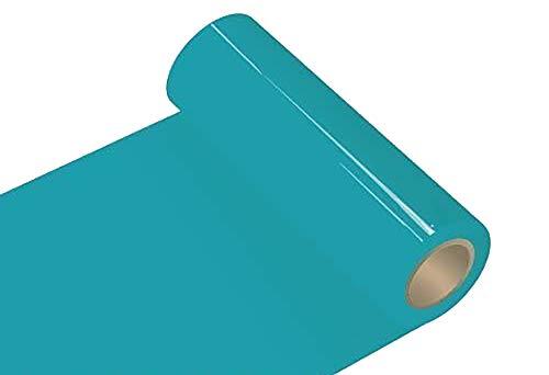 Orafol - Oracal 651 - 63cm Rolle - 10m (Laufmeter) - Türkis / glanz, A309oracal - 651 - 10m - 63cm - 21 - kl - Autofolie / Möbelfolie / Küchenfolie