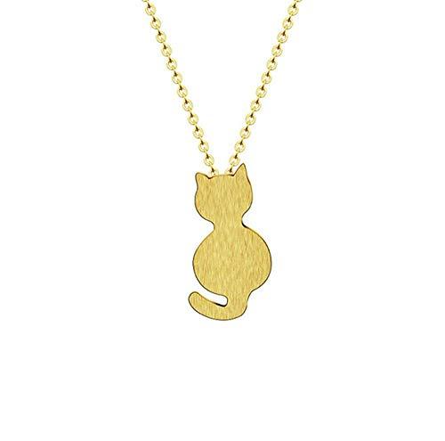 Xianglsp Co.,ltd Halskette Boho Chic Schmuck Halsband Halsreif Little Cat Schmuck Frauen S Schmuck Halskette Für Frauen Halskette