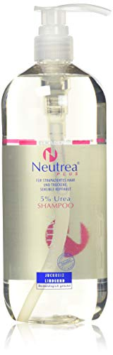 Elkaderm Neutrea Plus 5 prozent Urea Shampoo, 1000 ml