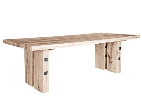Sit Möbel Esstisch Balkeneiche massiv 200cm Esszimmertisch Massivholztisch Esszimmer Tisch
