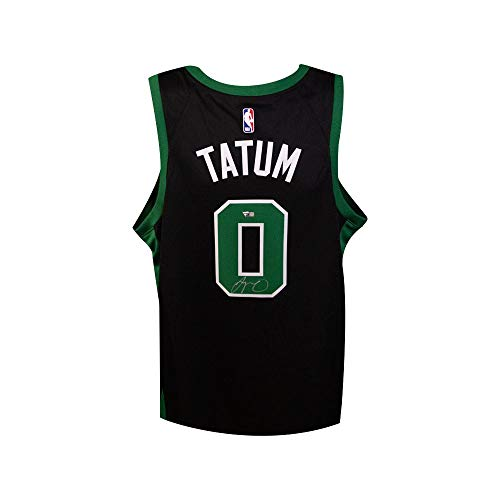 Jayson Tatum Autographed Boston Celtics Nike Swingman Basketball Jersey - Fanatics