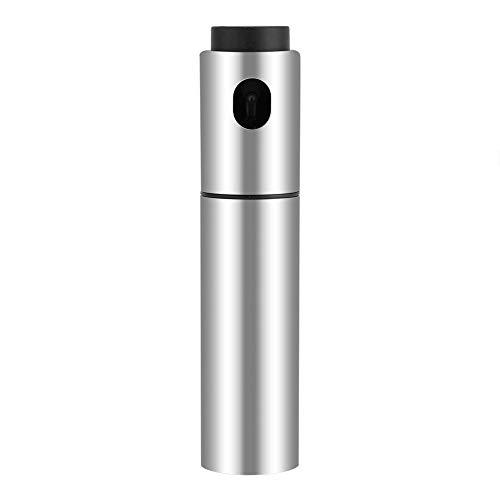 Botella de Pulverizador de Aceite de Acero Inoxidable Con Un BotóN de Bomba para Cocina Barbacoa CoccióN Asado Y Asado