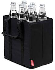 achilles, Borsa per bottiglie, Flacone per bottiglia, flacone per 6 x 1,5L bottiglie, portabottiglie 25 cm x 17 cm x 27 cm