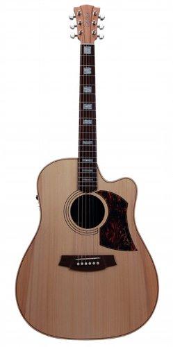 Cole Clark Fat Lady 2fl2ac3BB + Maletín electroacústica Guitarra acústica folk eléctrico