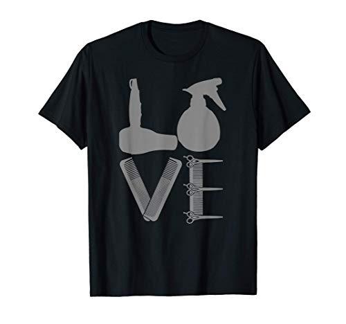 Barbero Peluquero Vintage Regalo Camiseta