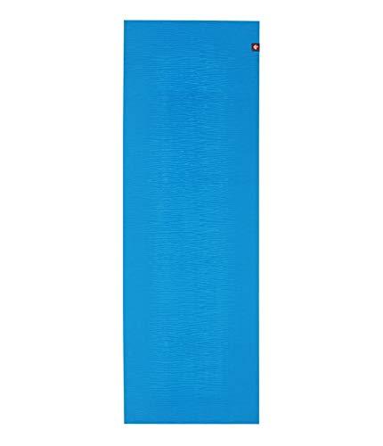 Manduka eKO Lite - Tappetino per yoga e pilates, 180 cm, colore: Blu